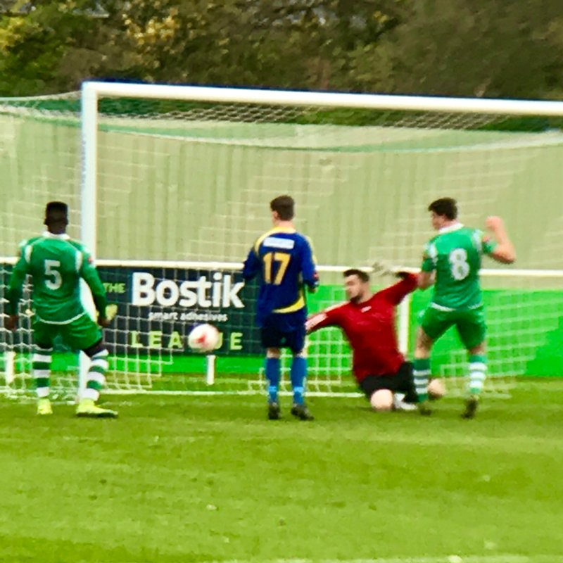 Reserves lose to Takeley 2 - 3