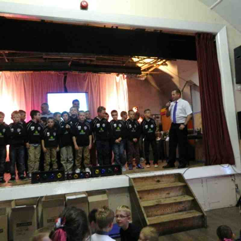 Presentation Night 2012/13 season