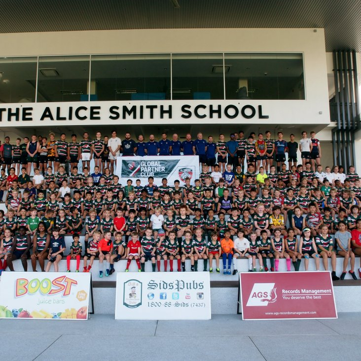 Leicester Tigers Kuala Lumpur Rugby Camp 2019<