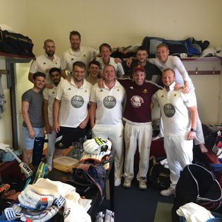 2ndXI beat Gomersal to secure Premier Division status