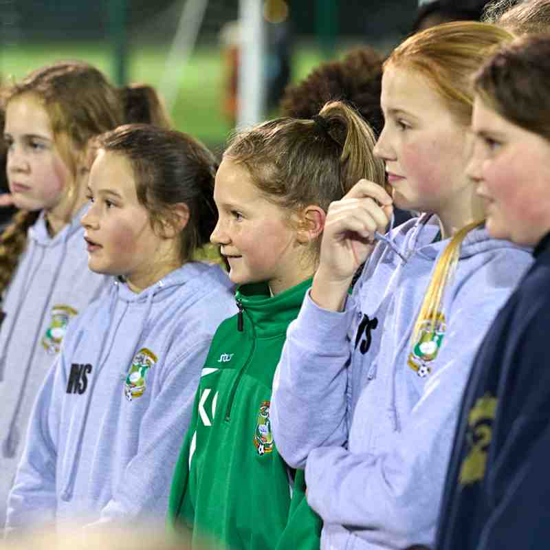 FA Girls' Football Week - 8 to 15 Years - Taster Session & Training - Wed 8 Nov 2017