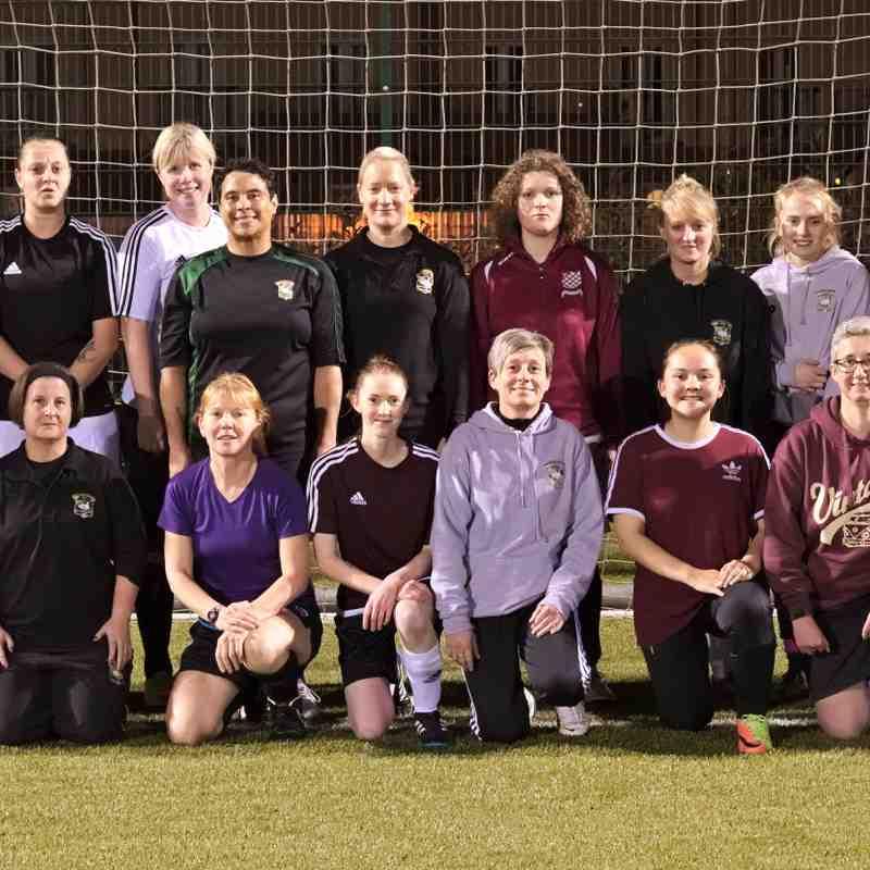 FA Girls' Football Week - Ladies - Taster Session & Training - Thu 9 Nov 2017