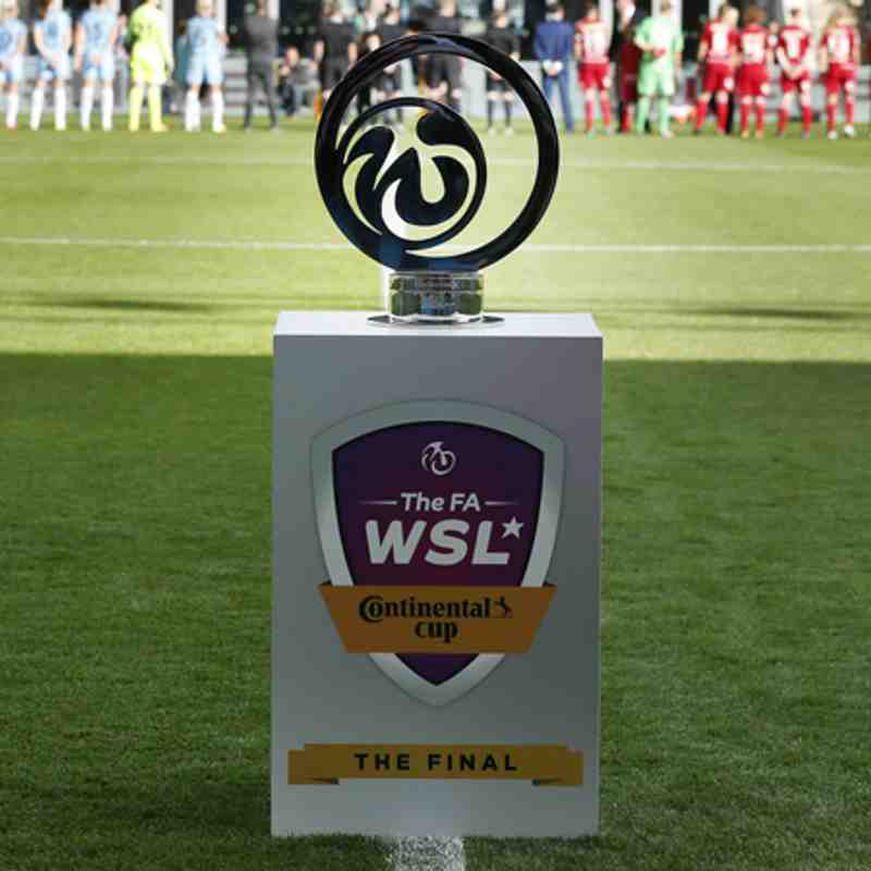 FA WSL Continental Tyres Cup Final 2018