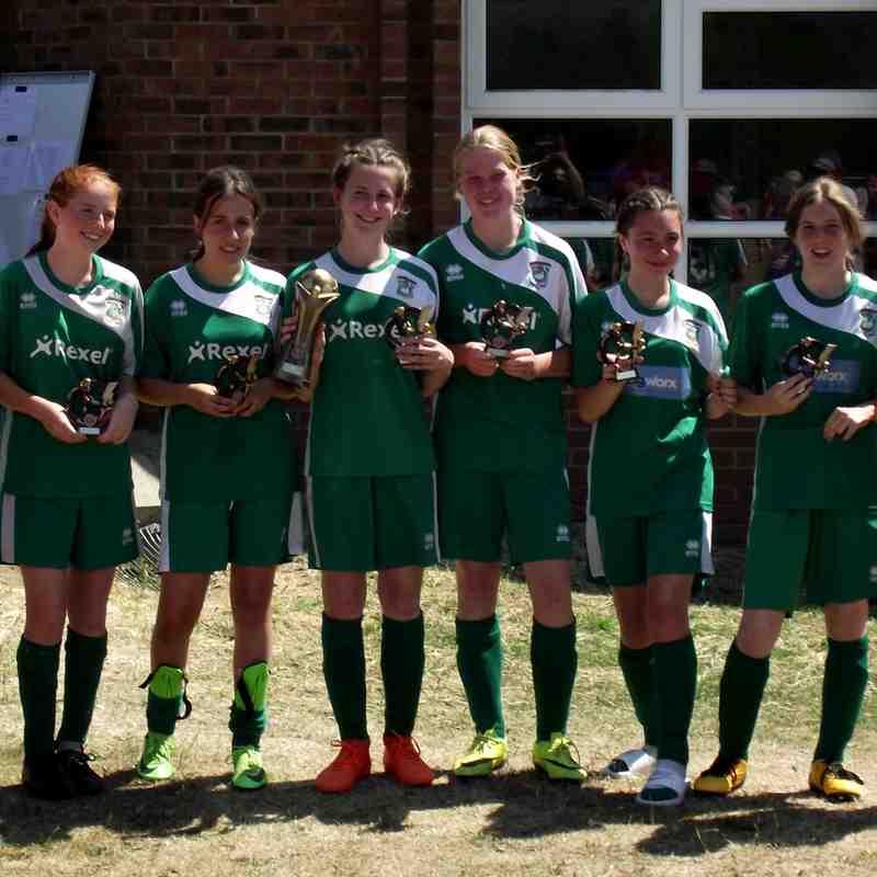 U15 Kempston Rovers Tournament - Sat 8 Jul 2018