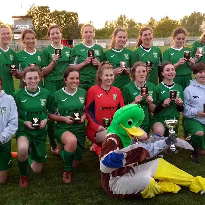 U16 v Great Horwood BGFL Cup Final Sat 4 May 2019