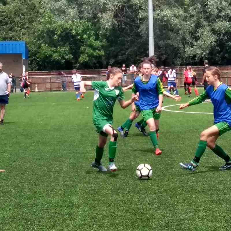 U14 v Oxford City Ladies Tournament Sun 9 Jun 2019