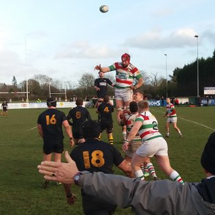 Stockport Lose Narrowly to Burnage