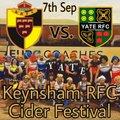 Keynsham vs. Yate RFC