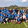1st Team lose to Thornbury III 28 - 54
