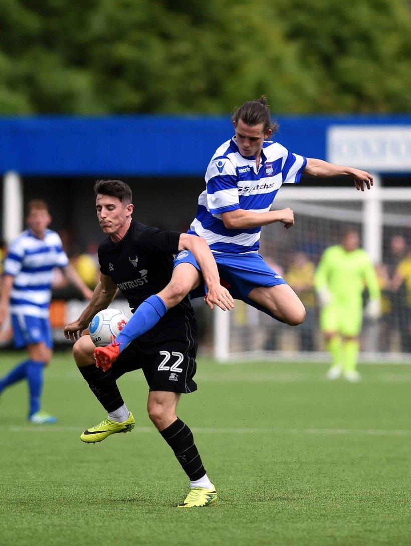 10633ec3a74 PSF - Oxford City 0 - 3 Oxford United - News - Oxford City Football Club