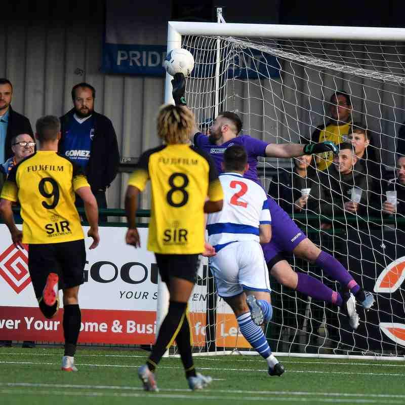 Margate - FA Cup 4QR (H) - 19/10/2019