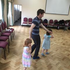Taster-Day & Preston Folk Dance