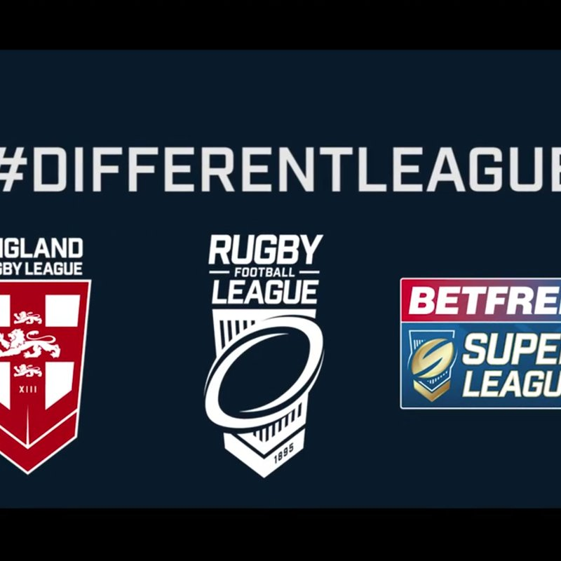 Rugby Football League Relaunched!