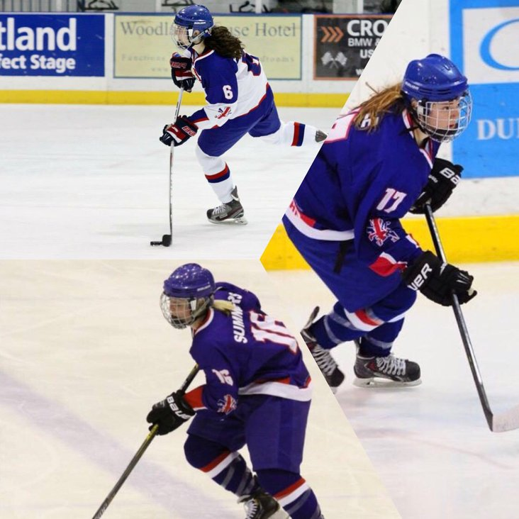 Queen Bees head to Slovenia with Team GB for IIHF World Championship!<