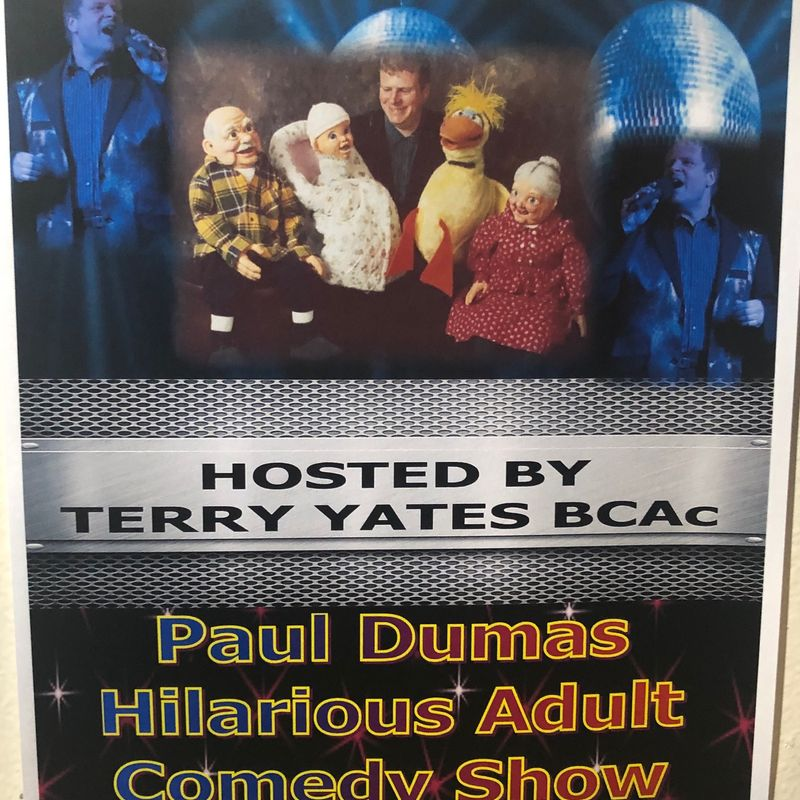 Adult comedy show