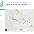 Directions to Match Teas