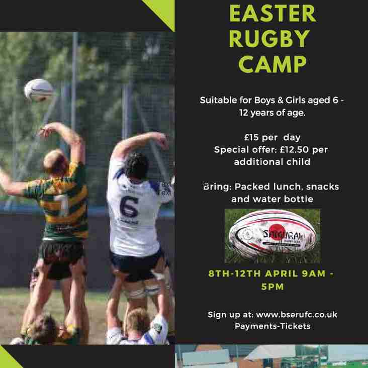 Easter Holiday Camp
