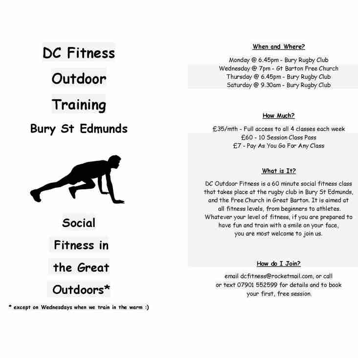 New Outdoor Training Classes coming to the Haberden
