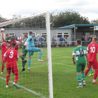 WHITES BRING THREE POINTS BACK TO LINCOLNSHIRE