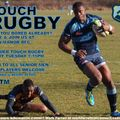 Summer Touch Rugby has begun!