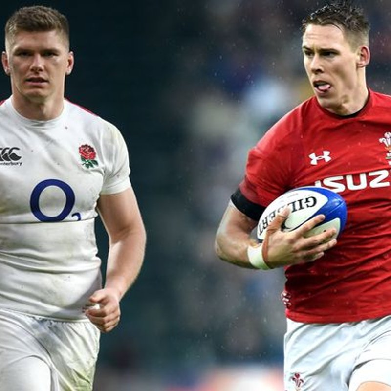 Six Nations Rugby  Live on the big screens from 1pm