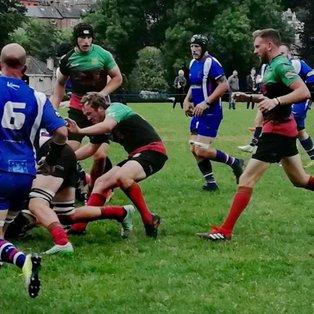 Totnes RFC 13 Dartmouth RFC 15