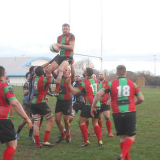 Dartmouth RFC 20 Exeter Athletic RFC 21