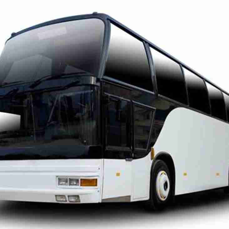 Supporters' Bus to Wirral RUFCthis Saturday 6 May