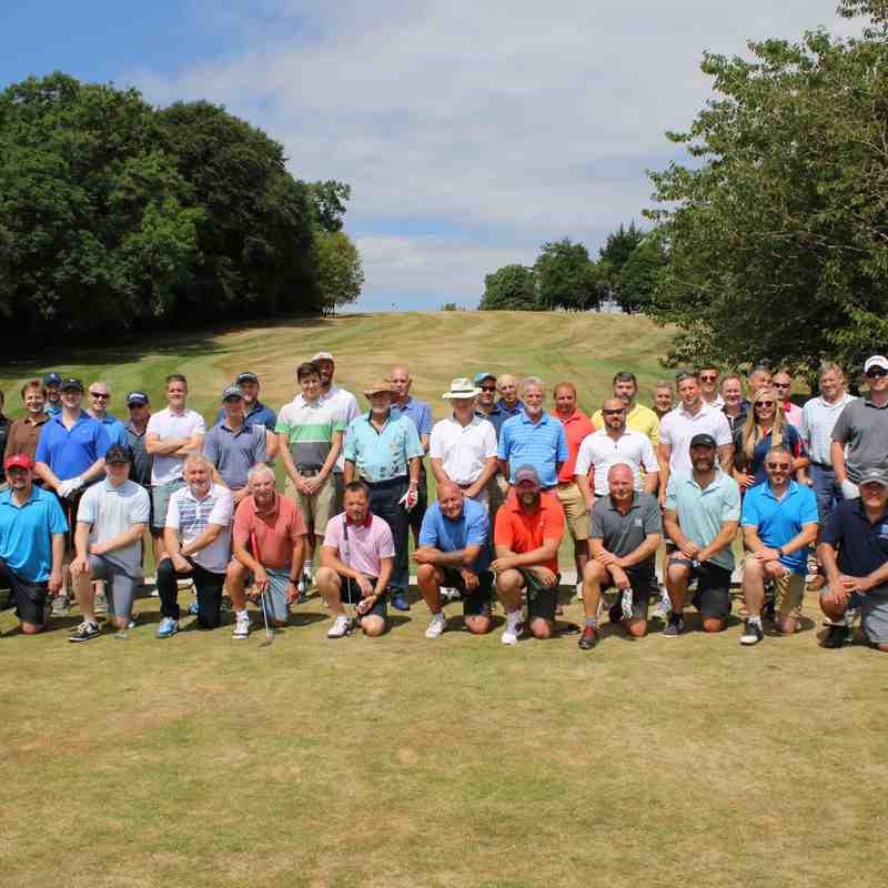 2018 Supporters' Club Golf Outing - Kendal Golf Club