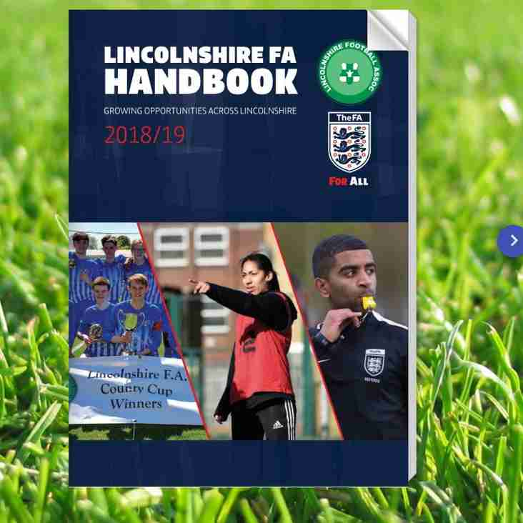 2018 - 19 season Links FA handbook
