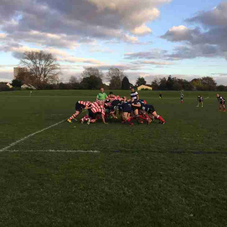 First Team beat Kingsclere 99-5