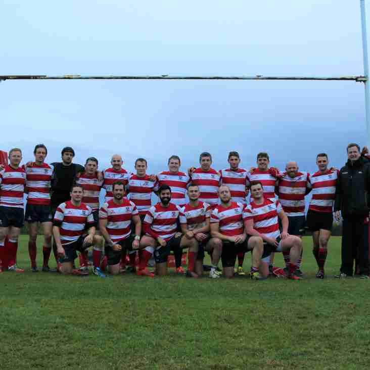 First Team beat Lymington 34-12
