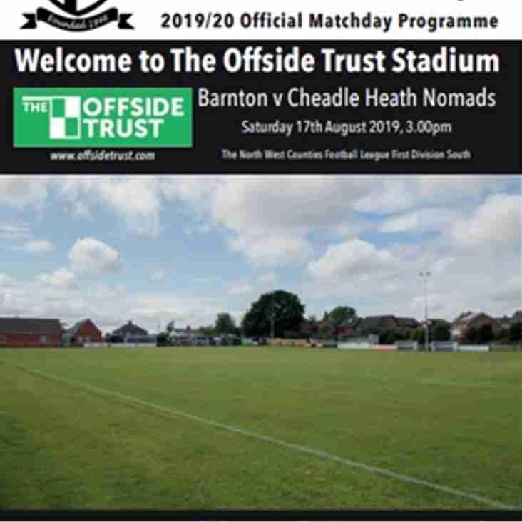 Barnton v Cheadle Heath Nomads - Preview