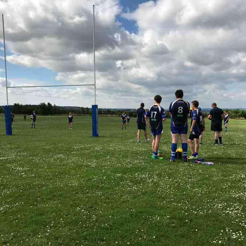 Under 14s - Training Snaps