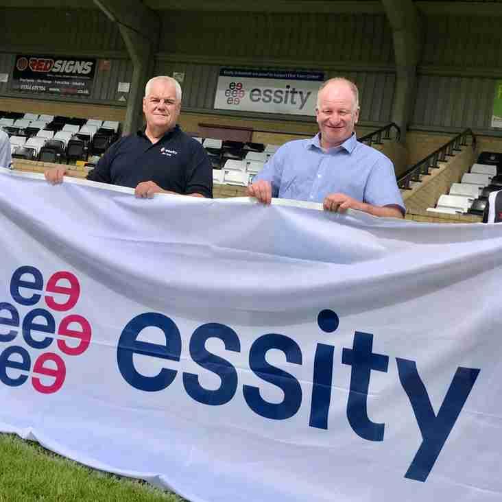 Cae-y-Castell renamed Essity Stadium as part of new Sponsorship deal