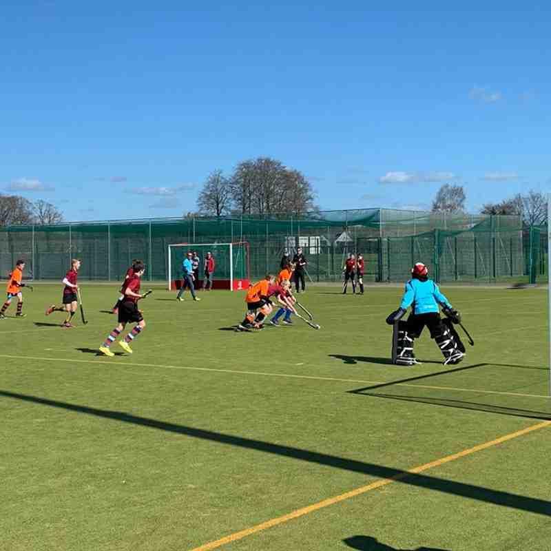 U15 Spitfires @ Dauntsey School March19