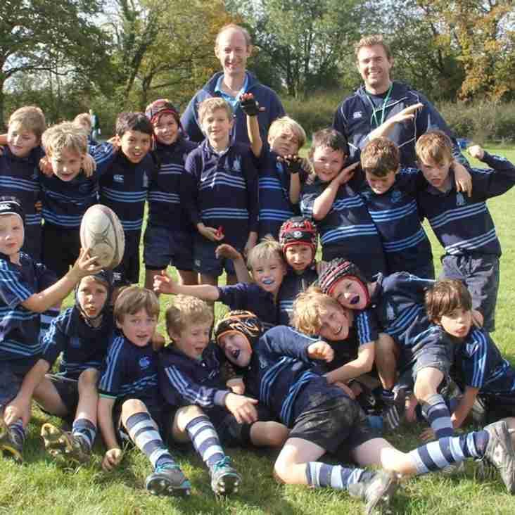 U9s win at Crawley