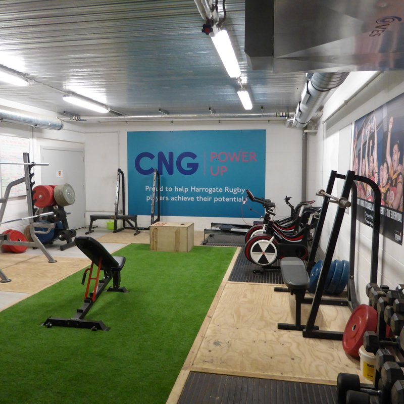 CNG POWER UP GYM IS LAUNCHED AT RUDDING LANE