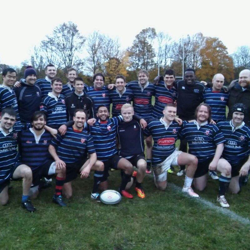 Alleynian Rugby