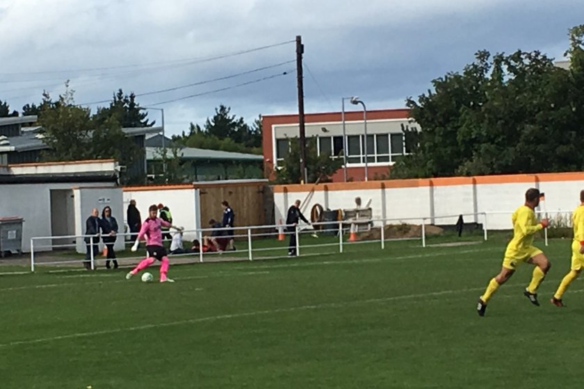 Tangerines Vs. Bodedern Athletic Match Report - JD Welsh Cup