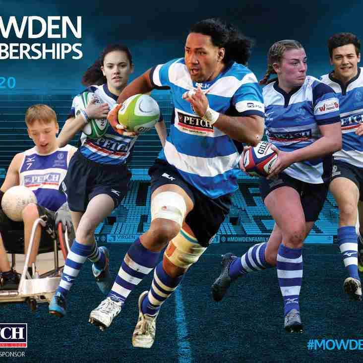 5 Reasons To Join The Mowden Family