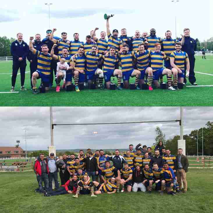 Cup winning weekend for St. Albans!