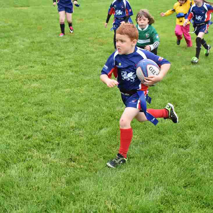 Try Dragons Rugby: President Jon Sowerby