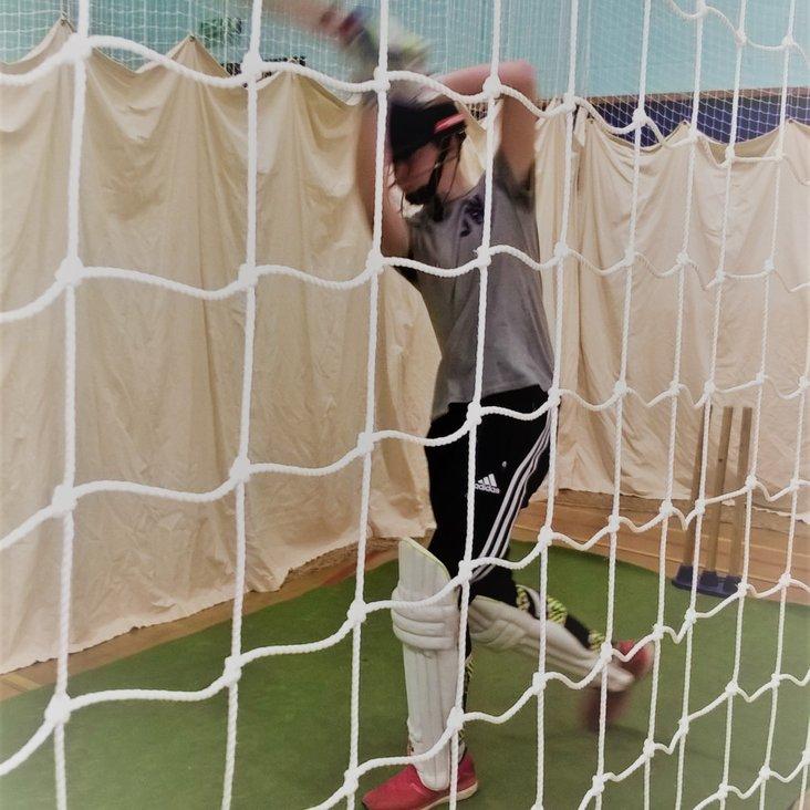 SCC Club Winter Nets 2018<