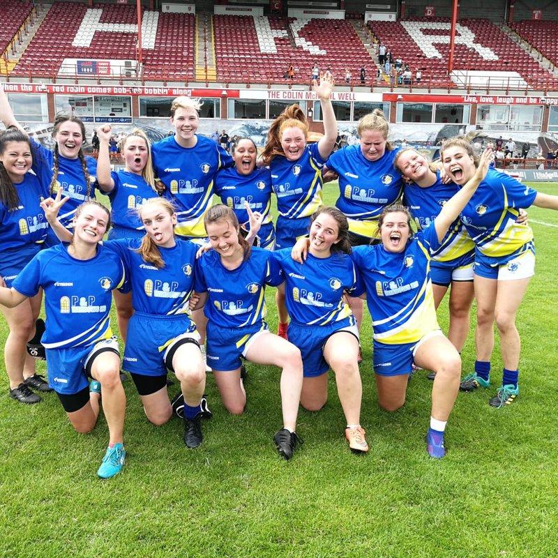 Senior Women's beat Hull KR 24 - 28