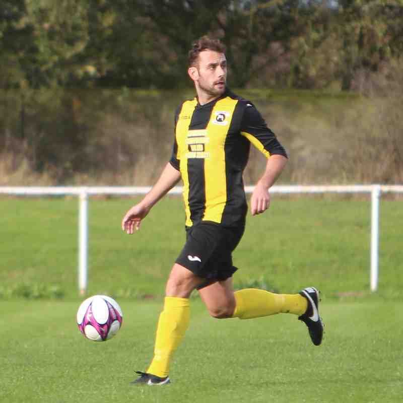 Basildon Utd V Burnham Ramblers Saturday 28th October 17