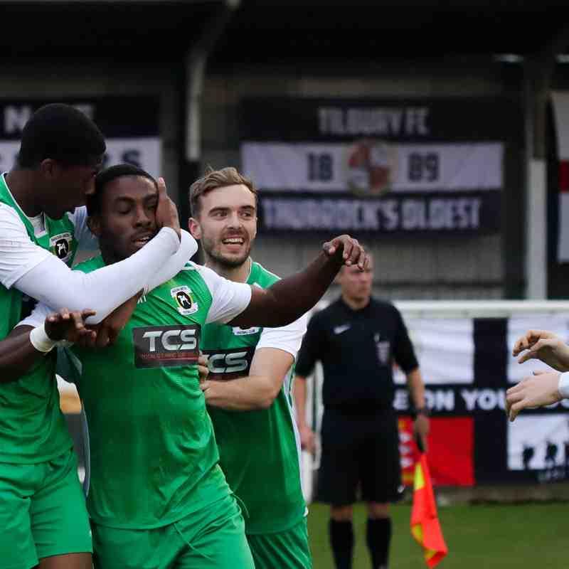 Tilbury FC 0-1 Basildon United (16-11-2019)
