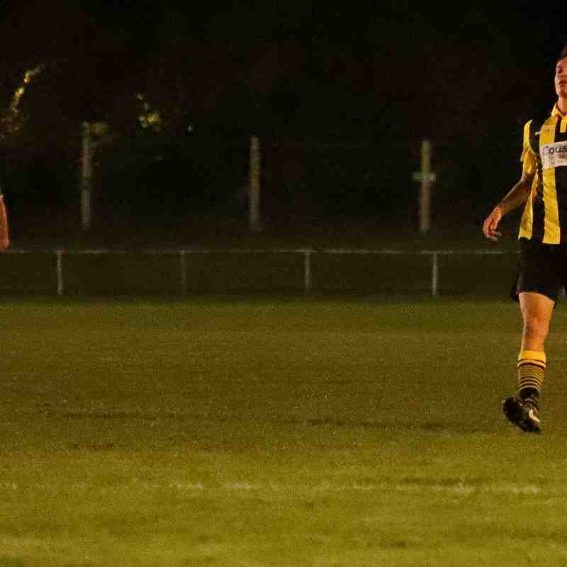 Conor Tyrell impressed on his debut for the Bees in the Velocity Trophy match