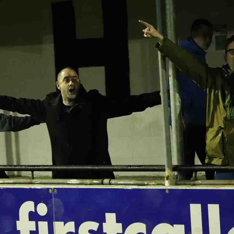 Heybridge Swifts 0-1 Basildon United