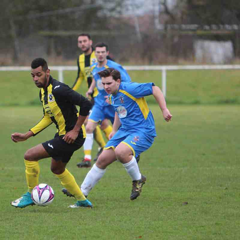 Basildon United vs Sawbridgeworth Town